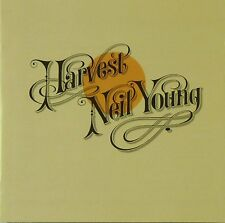 CD - Neil Young - Harvest - A476