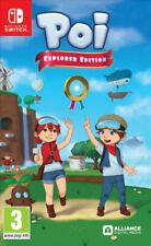 Poi Explorer Edition Nintendo Switch * NEW SEALED PAL *