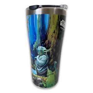 Star Wars™  Empire 40th Yoda 20 Oz. Tervis Stainless Tumbler With Hammer Lid