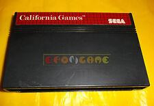 CALIFORNIA GAMES Sega Master System Versione Europea PAL ○○ SOLO CARTUCCIA - CQ