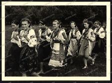 Cieszanów-Lubaczów-1940-Polen-Ukrainische Freiheits Bewegung-Frauen-Tracht-242