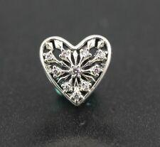 Pandora Joyería amuleto Corazón de invierno 791996cz
