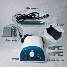 JTT BLDC Micromotor Dental Lab Handpiece Polishing 50000RPM /HP652 Brushless