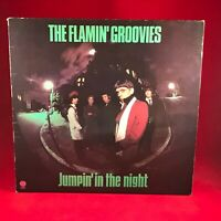 FLAMIN' GROOVIES Jumpin' In The Night 1979 UK  VINYL LP EXCELLENT CONDITION