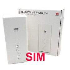 Huawei B618s-22d 4G+ LTE speeds up to 600 Mbps Unlocked international FirmWare