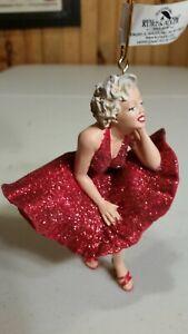 Marilyn Monroe Ornament Kurt S Adler