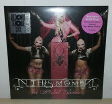 IN THIS MOMENT - SEX METAL BARBIE - PINK - RSD 2015 - 7""