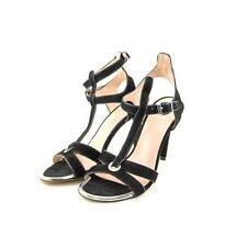 Sandali e scarpe nere Stuart Weitzman per il mare da donna