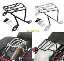 Luggage Rack Solo Seat for Harley Davidson Sportster XL883 1200 Iron 48 72 04-16