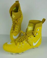 Nike Force Savage Elite Td Football Cleats Yellow 857063-717 size 12