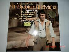 Rossini Il Barbiere di Siviglia Abbado , Prey DGG 3LP-Box