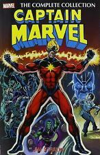Captain Marvel by Jim Starlin: The Complete Collection, Starlin, Jim, Englehart,