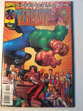 GENERATION X #69, Marvel Comics, 2000. VFn+  by Warren Ellis + Brian Wood