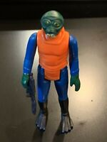 Vintage Walrus Man Star Wars Action Figure 1978 Hong Kong