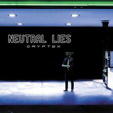 NEUTRAL LIES Cryptex CD Digipack 2013