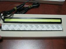 2x 14 centimetri COB Bianco auto luci LED forDriving lampada impermeabile 12V