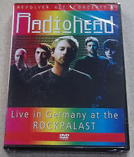 RADIOHEAD Live In Germany At The Rockpalast SOUTH AFRICA Cat# REVDVD504
