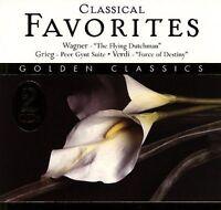 Classical Favorites - Music CD -  -  2004-02-10 - Golden Classics - Very Good -