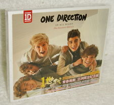 One Direction Up All Night The Souvenir Edition Taiwan CD+postcard w/BOX(18 trk)
