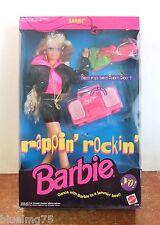 1991 Rappin' Rockin' Barbie NRFB (Z108)