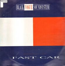 BLACKVOGUE SOUNDSYSTEM  - Fast Car - Cool D:Vision