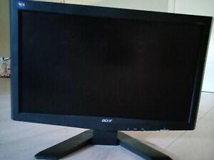 Monitor Acer X193hq B con poco uso
