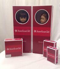 Felicity & Samantha (Retired) American Girl Doll Lot All Original Packaging