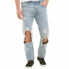 BNWT Mens Diesel Buster 0852H Ripped jeans size 31 32 31w 32l RRP £149