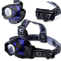 2000Lm CREE XM-L XML T6 LED Headlamp Headlight Flashlight Outdoor Lamp Torch