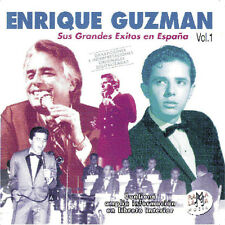 ENRIQUE GUZMAN-GRANDES EXITOS (1961-1968)-CD