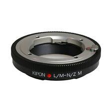 Kipon Macro Helicoid Adapter for Leica M Lens to Nikon Z Mirrorless Camera