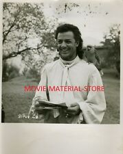 "Cornel Wilde Star Of India Original 8x10"" Photo #K9133"