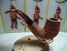 PIPA PIPE MASTRO GEPPETTO BY SER JACOPO RUSTIC FINISH HAND MADE ITALY  NEW 7