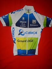 Original Pro Team Orica Green Edge Jersey Trikot Größe XS  Rar