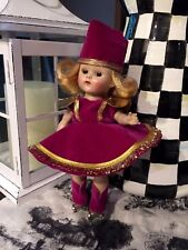 VIntage  Tagged Vogue Ginny Doll Outfit For Fun Time In Original Box