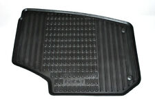 Original skoda Fabia 2 5j goma alfombrillas de goma tapices 4 pzas. negro 5j1061550