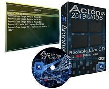 Digital Delivery Acronis True Image Bootable 2005 2011 2014 2019 BootCD