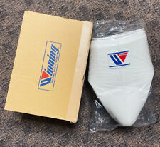 Authentic Winning Boxing Groin Cup protector White L size Cps500 from Japan