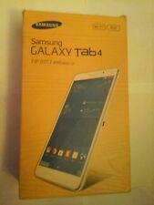 SAmsung Galaxy tab 4 smT230 Nu  8gb white .used