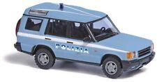 Land Rover Discovery Polizia 1998 Busch 1/87 modellismo