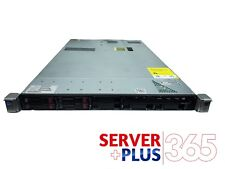 HP ProLiant DL360p G8, 2x 2.9GHz 8-Core, 128GB RAM, 4x HP 480GB SSD