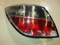 Genuine 2006 Holden Astra AH Z18XE Manual Coupe 3D Left Rear Tail Light