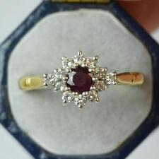 Engagement Ruby Fine Rings