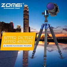 ZOMEI Z818C Pro Carbon Fiber Camera Tripod Monopod Ball Head for DSLR SLR Camera
