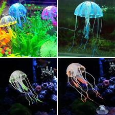 Aquarium Action Toy - Jelly Fish - 1 no (S) - Glowing Effect Cute Move you2buy