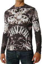 YMX YELLOWMAN Phantom Traitor  Shirt Tattoo Graphic XL XXL  NWT