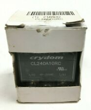 CRYDOM Solid State Relay 21R932 CL240A10RC 10AMP 1-Phase 24-480VAC