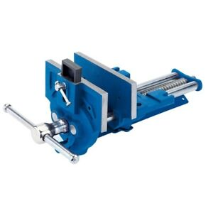 Draper 175mm Quick Release Woodworking Bench Vice *NEW*