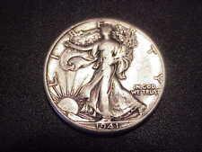 1941-P 50C Walking Liberty Half Dollar Coin, Walker Half, 90% Silver  # 17