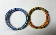 26 Awg Mil Spec Wire Ptfe Stranded Silver Plated Copper Assortment 45 Ft